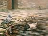 Schwindende Euphorie ÖlLw 50x60 Mai 1990