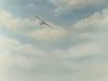 Blomberg mit Segelflugzeug ÖlLw 50x60 Mai 1988
