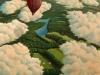 Wolkenreise ÖlLw 80x60 Juni 1996