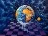 Schach 2 ÖlLw 90x70 Februar 1999