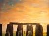 Stonehenge ÖlLw 80x60 August 1999