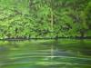 Die grüne Wand 50x60 ÖlLw November 2011