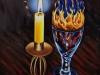 Feuerzauber Öl/Lw 40x30 Juli 2014