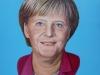 Frau Bundeskanzlerin Angela Merkel Öl/Lw 40x30 Juli 2014