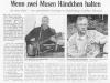 Lippische Landeszeitung Juni 2001