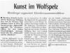 Lippische Landeszeitung Januar 2003
