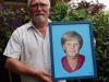 Foto mit Bild Angela Merkel 09.07.2014