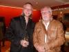 Mit Frank Kortan bei seiner Vernissage in Bremen am 02.05.2014