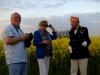 Im Mai mit Prof. Ernst Fuchs und Uta Saabel in Hamm