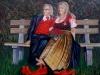 Karin und Volker Öl/Lw 80x100cm Dezember 2016